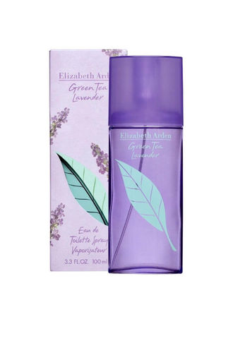 Elizabeth Arden Green Tea Lavender EdT Spray Ladies- tuoksu 100ml