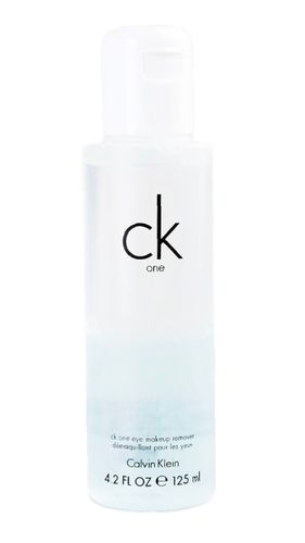 Calvin Klein CK One Eye Makeup Remover - silmämeikinpoistoaine 125ml