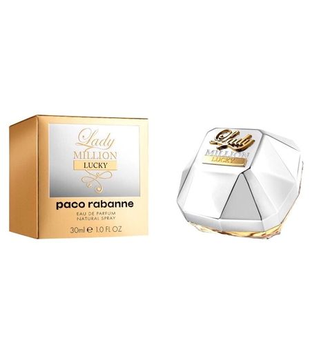 Paco Rabanne Lady Million Lucky Eau de Parfum Spray 30m-tuoksu