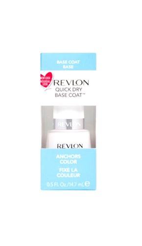 Revlon Quick Dry Base Coat Anchors Colour 14.7ml - aluslakka