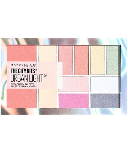 Maybelline City Kit Eye Cheek Palette