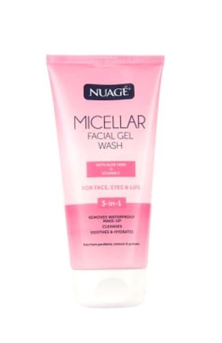 Nuage Micellar Facial Gel Wash 150ml