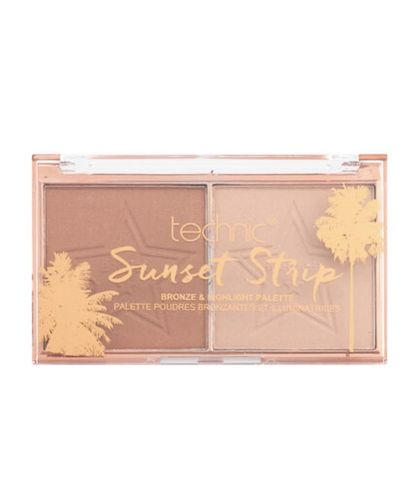 Body Collection Sunset Strip Bronze & Highlight Palette