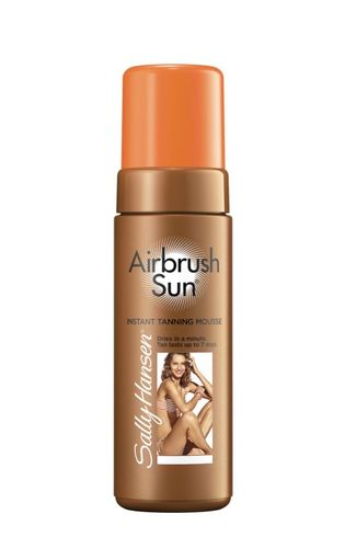 Sally Hansen Airbrush Sun Instant Tanning Mousse 150ml