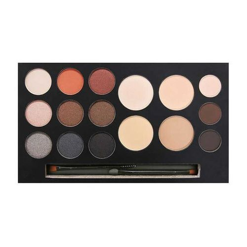 Marco By Design Eyes, Face and Brow Palette
